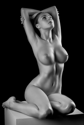 /Nude Black and white photos for your pleasure
