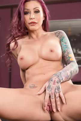/Monique Alexander Boss Hardcore