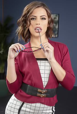 /Adriana Chechik Lusting Librarian