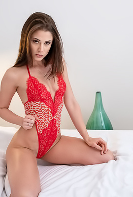 /Beautiful Young Babe Caprice Playing