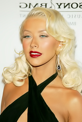 /Christina Aguilera is very Desirable